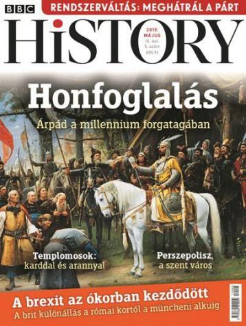 BBC HISTORY IX. ÉVF.- 2019/5. MÁJUS - Ekönyv - KOSSUTH KIADÓ ZRT.