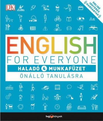 ENGLISH FOR EVERYONE - HALADÓ 4. MUNKAFÜZET ÖNÁLLÓ TANULÁSRA - Ekönyv - HVG KÖNYVEK