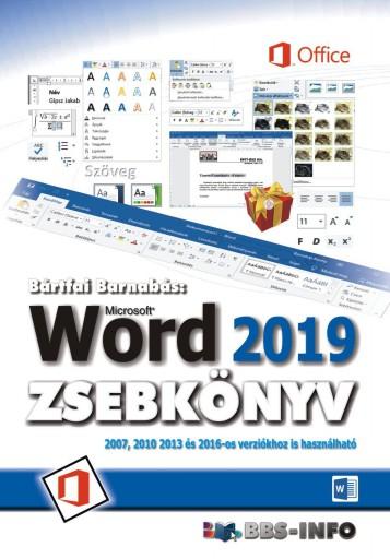 WORD 2019 ZSEBKÖNYV - Ekönyv - BÁRTFAI BARNABÁS