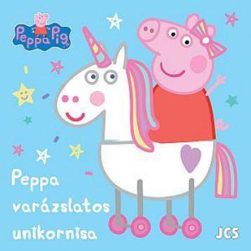 PEPPA MALAC - PEPPA VARÁSZLATOS UNIKORNISA - Ekönyv - JCS MÉDIA KFT
