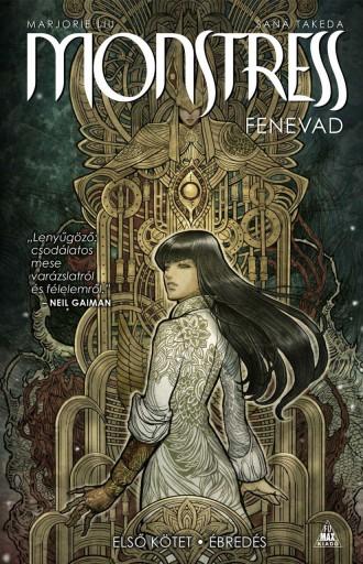 MONSTRESS - FENEVAD - Ekönyv - MARJORIE LIU - SANA TAKEDA