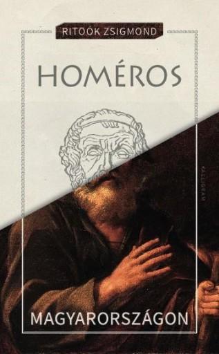 HOMÉROS MAGYARORSZÁGON - Ekönyv - RITOÓK ZSIGMOND