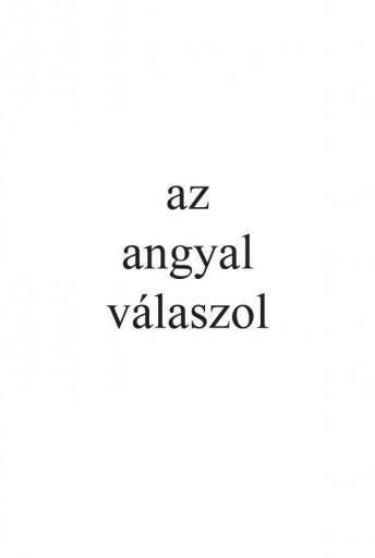 AZ ANGYAL VÁLASZOL - DOKUMENTUM - Ekönyv - MALLÁSZ GITTA