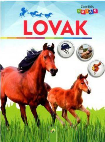 ZSENIÁLIS TUDÁS - LOVAK - Ekönyv - SCHRIEVER, ANJA