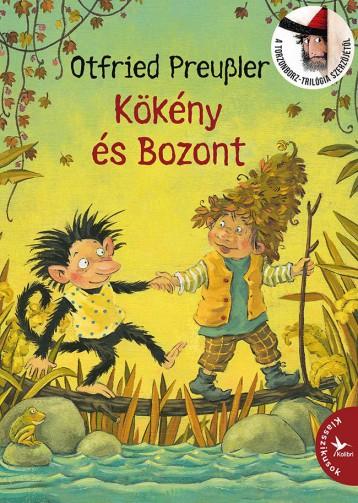 KÖKÉNY ÉS BOZONT - Ekönyv - PREUßLER, OTFRIED