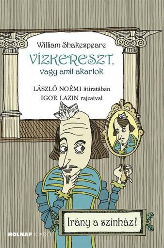 VÍZKERESZT, VAGY AMIT AKARTOK - Ekönyv - LÁSZLÓ NOÉMI