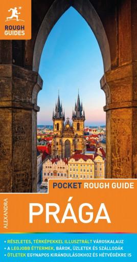 PRÁGA - POCKET ROUGH GUIDE - TÉRKÉPMELLÉKLETTTEL - Ekönyv - ALEXANDRA KIADÓ