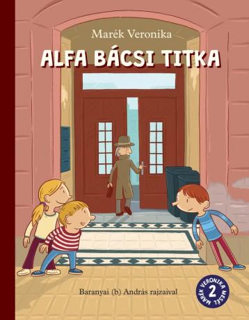 ALFA BÁCSI TITKA - ÜKH 2019 - Ekönyv - MARÉK VERONIKA