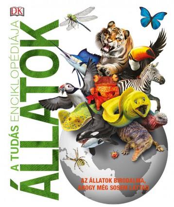 A TUDÁS ENCIKLOPÉDIÁJA -  ÁLLATOK - Ekönyv - HVG KÖNYVEK