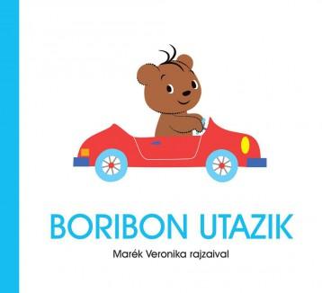 BORIBON UTAZIK - Ekönyv - MARÉK VERONIKA