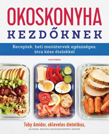 OKOSKONYHA KEZDŐKNEK - Ekönyv - AMIDOR, TOBY