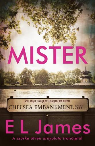 MISTER - Ebook - JAMES, E. L.
