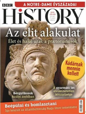 BBC HISTORY IX.. ÉVF 7. SZÁM - 2019 JÚLIUS - Ekönyv - KOSSUTH KIADÓ ZRT.