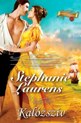 Kalózszív - Ekönyv - Stephanie Laurens