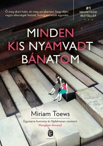 MINDEN KIS NYAMVADT BÁNATOM - Ekönyv - TOEWS, MIRIAM
