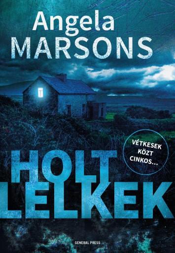 HOLT LELKEK - Ebook - MARSONS, ANGELA
