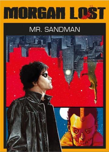MORGAN LOST - MISTER SANDMAN (KÉPREGÉNY) - Ekönyv - FRIKE COMICS KFT.