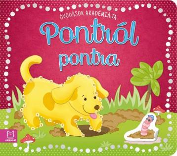 ÓVODÁSOK AKADÉMIÁJA - PONTRÓL PONTRA - Ekönyv - AKSJOMAT KIADÓ KFT.