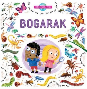 BOGARAK - KÖRÜLÖTTÜNK A VILÁG - Ekönyv - TÜNDÉR KIADÓ / STUDIUM PLUSZ KIADÓ