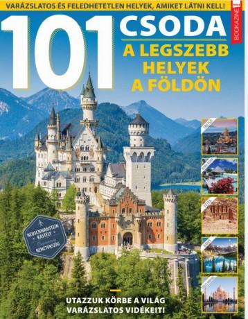 101 CSODA - A LEGSZEBB HELYEK A FÖLDÖN - FÜLES BOOKAZINE - Ekönyv - IQ PRESS KFT.
