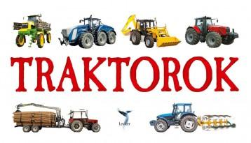 TRAKTOROK - Ekönyv - LEVITER KIADÓ