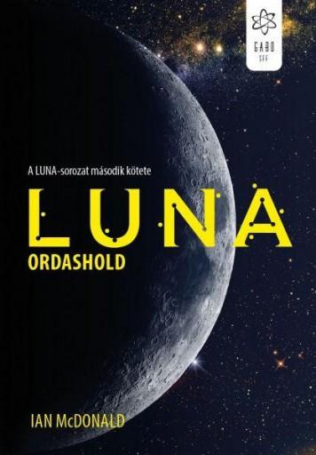 LUNA - ORDASHOLD - Ekönyv - MCDONALD, IAN