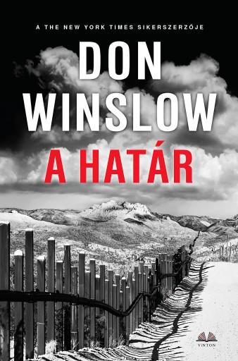 A határ - Ekönyv - Don Winslow