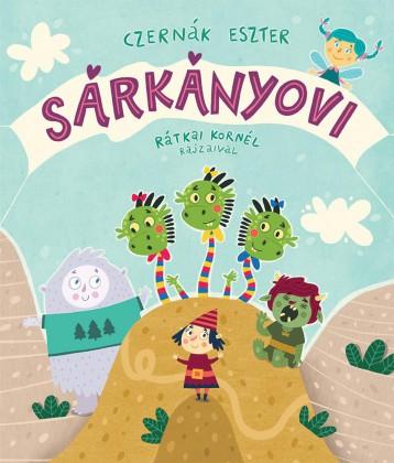 SÁRKÁNYOVI - Ebook - CZERNÁK ESZTER
