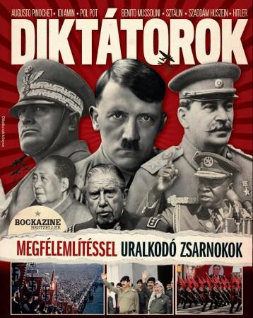 DIKTÁTOROK - BOOKAZINE BESTSELLER - - Ebook - RINGIER AXEL SPRINGER MAGYARORSZÁG KFT.