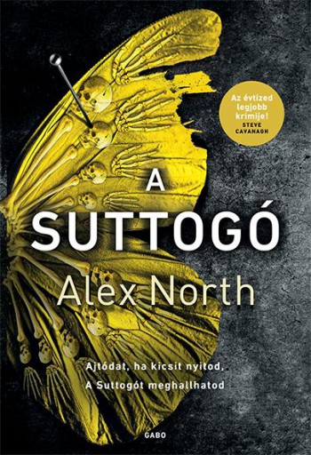 A SUTTOGÓ - Ekönyv - NORTH, ALEX