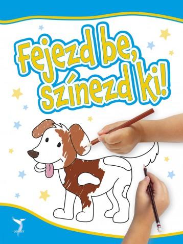 FEJEZD BE, SZÍNEZD KI! - Ekönyv - LEVITER KIADÓ