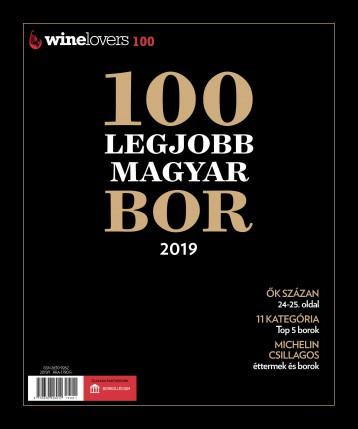 100 LEGJOBB MAGYAR BOR 2019 - WINELOVERS 100 - Ekönyv - TRINETY MEDIA KFT.