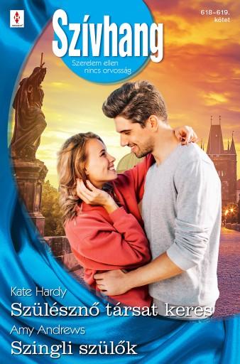 Szívhang 618.-619. - Ekönyv - Kate Hardy; Amy Andrews