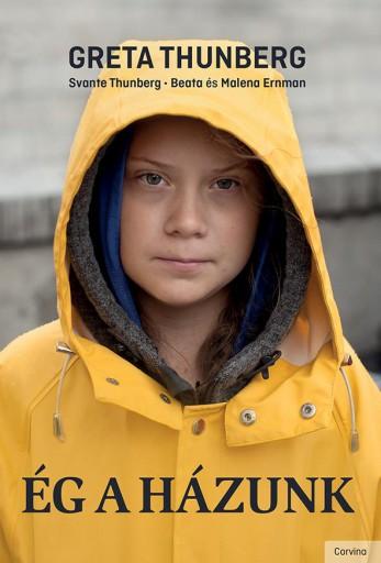 Ég a házunk - Ekönyv - Greta Thunberg