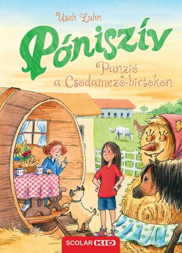 PÓNISZÍV - PANZIÓ A CSODAMEZŐ-BIRTOKON 8. - Ekönyv - LUHN, USCH