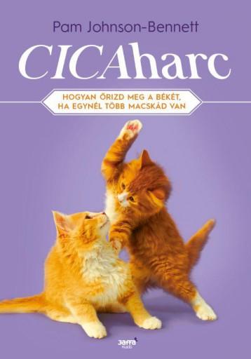 CICAHARC - Ekönyv - JOHNSON-BENNETT, PAM
