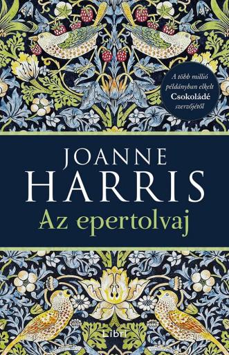 AZ EPERTOLVAJ - Ekönyv - HARRIS, JOANNE