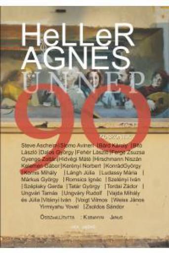 HELLER ÁGNES - ÜNNEP 90 - Ekönyv - MÚLT ÉS JÖVO ALAPÍTVÁNY