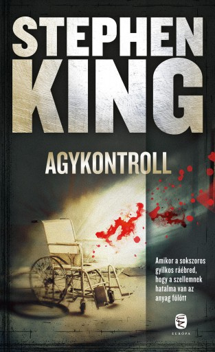 AGYKONTROLL - FŰZÖTT - Ebook - KING, STEPHEN