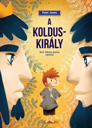 A KOLDUSKIRÁLY - Ebook - JONES, PETER