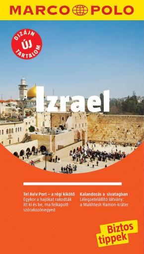 IZRAEL - MARCO POLO - ÚJ TARTALOMMAL! - Ekönyv - CORVINA KIADÓ