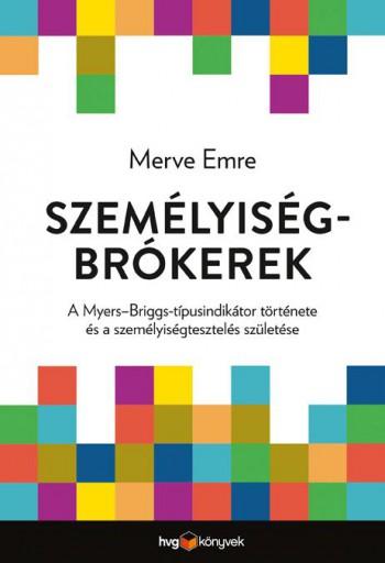 SZEMÉLYISÉGBRÓKEREK - Ekönyv - MERVE EMRE