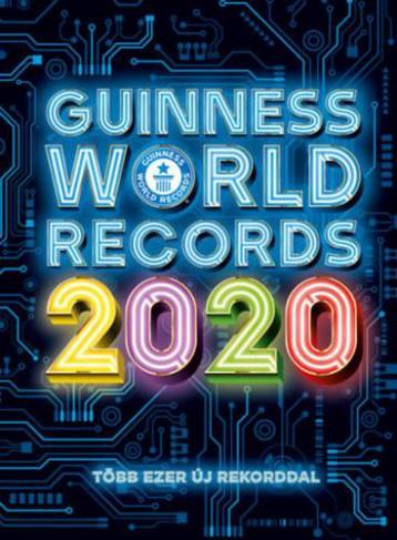 GUINNESS WORLD RECORDS 2020 - Ekönyv - GABO / TALENTUM