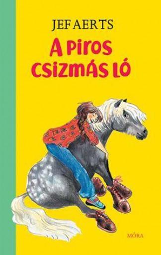 A PIROS CSIZMÁS LÓ - Ekönyv - AERTS, JEF