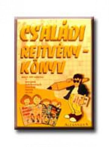 CSALÁDI REJTVÉNYKÖNYV (2019) - Ekönyv - ALEXANDRA KIADÓ
