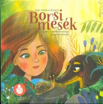 BORSI MESÉK (CICA-GALIBA, BORSI ÜNNEPEL) - Ebook - GÁLL VIKTÓRIA EMESE