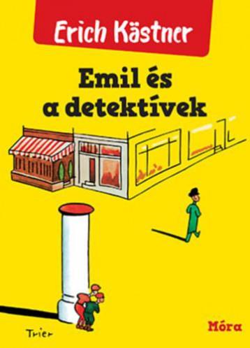 EMIL ÉS A DETEKTÍVEK - FŰZÖTT - Ekönyv - KÄSTNER, ERICH