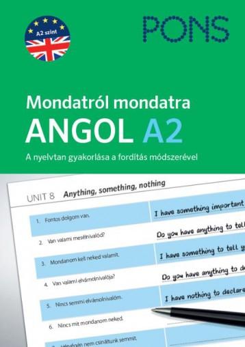 PONS MONDATRÓL MONDATRA - ANGOL A2 - Ekönyv - FILAK, MAGDALENA