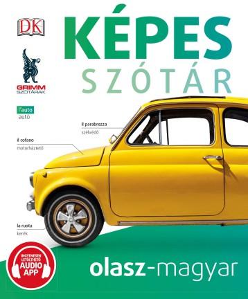 KÉPES SZÓTÁR OLASZ-MAGYAR (AUDIO ALKALMAZÁSSAL) - Ebook - MAXIM KÖNYVKIADÓ KFT.