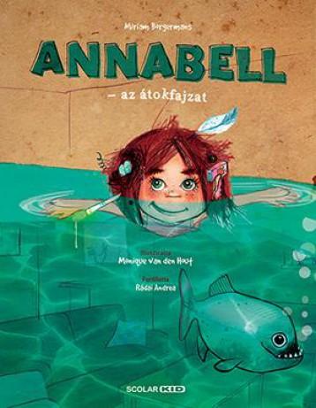 ANNABELL - AZ ÁTOKFAJZAT - Ekönyv - BORGERMANS, MIRIAM